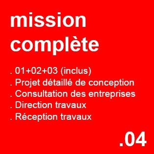 Mission complète